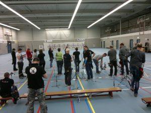 Speltjestoernooi 2018 @ Sporthal De Biltse Slag | Sint Annaparochie | Friesland | Nederland
